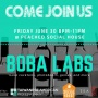 Bobalabs Volunteer Shifts