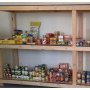 OpeN Shelf Pantry