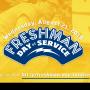 Freshman Day of Service
