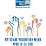 National Volunteer Week with Mile High United Way