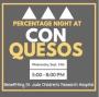 Con Quesos Percentage Night 9/14