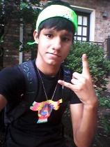 Joshua Aaron Vasquez