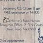 Citizenship Event Flyer Outreach
