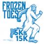 Frozen Toes 5k & 15k Trail Run