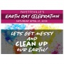 Scull Creek Trail Clean Up for Earth Day