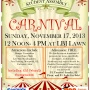 VOLUNTEERS NEEDED: The Graduate Student Assembly CARNIVAL