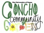 Project Work Day - Concho Community Garden - Saturdays