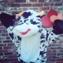 Be our Mascot: Dash the Cow