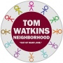 Tom Watkins Neighborhood Clean-Up