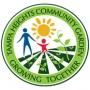 SOS: community garden work day