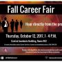 Fall 2017 Career Fair