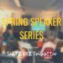 Spring Speaker Series: Mental Health & Self Care