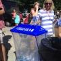 Move-In Recycling Volunteers Bud Walton Hall (Lot 22)