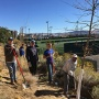 Tree Planting at UNR campus