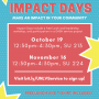 Impact Day: Leadership Workshop & Service Project