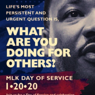 Image result for mlk day of service