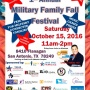 1st Annual Military Family Fall Festival