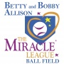Betty and Bobby Allison Miracle League Baseball Field