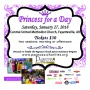 5th Annual Princess for a Day Event