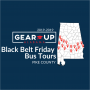 GEAR UP Alabama Black Belt Bus Tour at Goshen High School