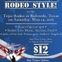 Celebrate our Military Rodeo Style