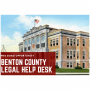 Benton County Legal Help Desk (Friday mornings)