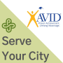 Serve Your City: Organize T-Shirts & Write Thank-Yous for AVID volunteers!