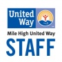 Mile High United Way's Finance Team at Metro Caring