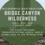 Bridge Canyon Wilderness Restoration