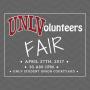 UNLVolunteers' Volunteer Fair