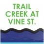 Trail Creek at Vine Street