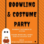 Boowling & Costume Party
