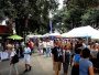 Pecan Street Festival: Merch, Survey, Vendor Help and Experience (Day 1)