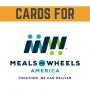 Create Cards for Meals on Wheels
