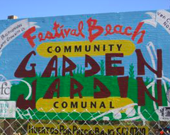 Festival Beach Community Garden - Be the Change Austin