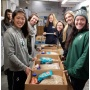 Serve Your Campus: Spring Baggers project for PSU Food Pantry