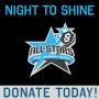 DONATE TO THE NIGHT TO SHINE HOSTED BY THE ALL-STARS CLUB
