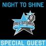 2021 NIGHT TO SHINE RED CARPET DRIVE THRU & VIRTUAL DANCE PARTY!