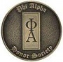 Phi Alpha Honor Society
