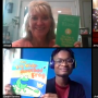 Virtual Reading and Homework Help with Children