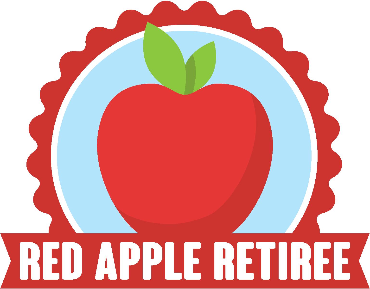 Red Apple Retiree