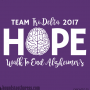 Team Tri Delta // Walk to End Alzheimer's 2018
