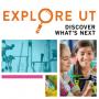 Explore UT - DDCE tent